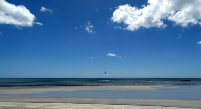 Kitesurfing Prea Flatwater